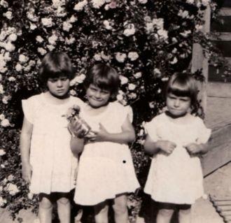 Juvene, Jerldene, and Wanda Stone