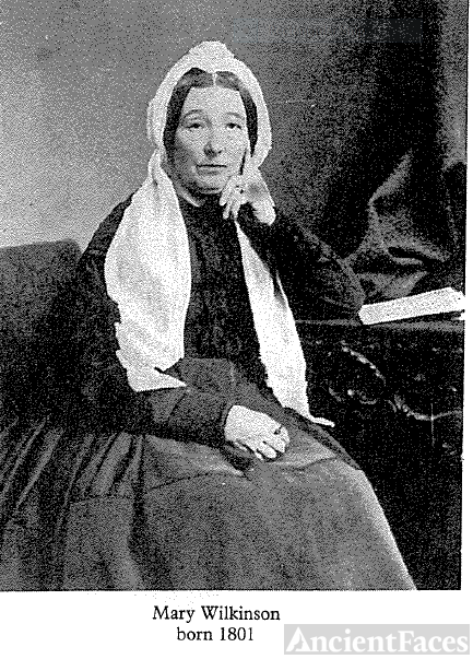 Mary Wilkinson (Nee: West)