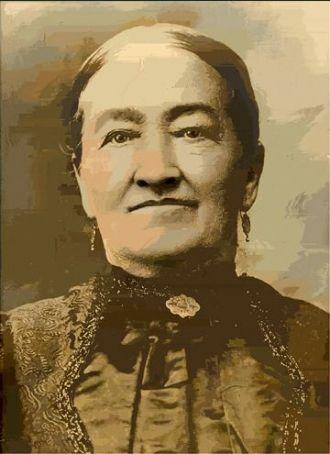Sophia Fredericka (Arnold) Schuster