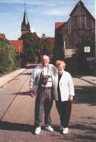 Dennis & Gerda in Staffort