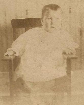 A photo of Myrtle Lillian Wait Wilbur