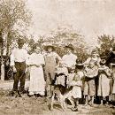 Cheek, Davis, & Pace families, GA