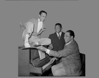 Charles Honi Coles, Duke Ellington, and Billy Strayhorn