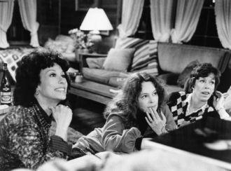 Sandy Dennis, Carol Burnett, and Rita Moreno