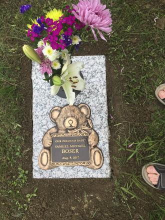 Samuel Michael Boser Gravesite