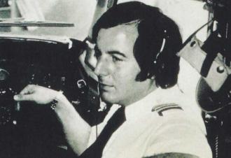 Pan Am 'pilot' Frank Abagnale Jr.
