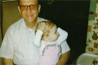 Carl Nagel & Selicia, TN 1983