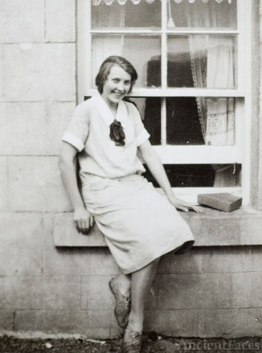 Mary Anne (MacLeod) Trump, circa 1920