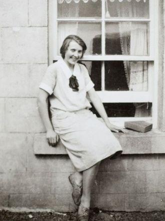 Mary Anne (MacLeod) Trump, circa 1920