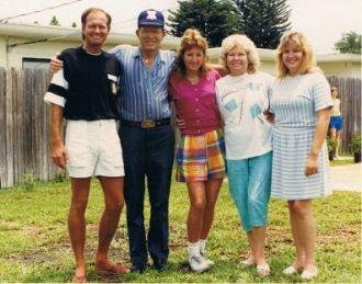 Grover H Mashburn family