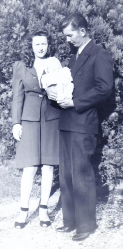 Joseph Anthony Davis Family