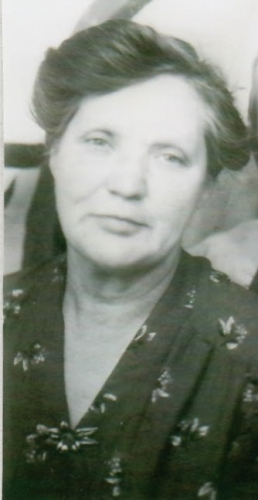 Mary Pearl (Schell) Leckenby