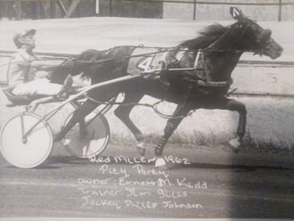 One of my grandfather's Trotters