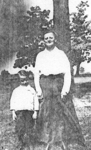 Delbert and Minnie Berridge