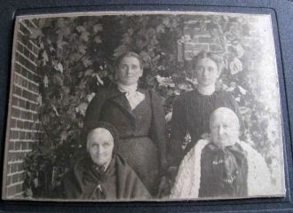 4 Generations- Mary Cramer to Mary Shaver