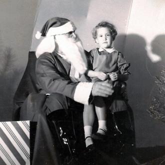 Christmas around 1962