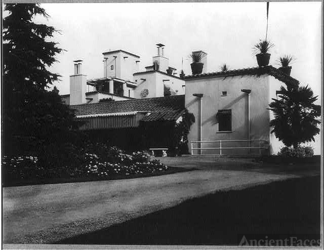 Phoebe Apperson Hearst's home