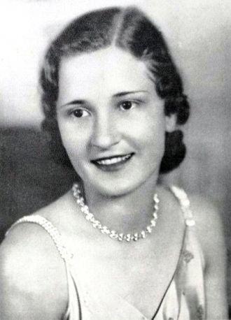 Mary Sue Burnham, Mississippi, 1932