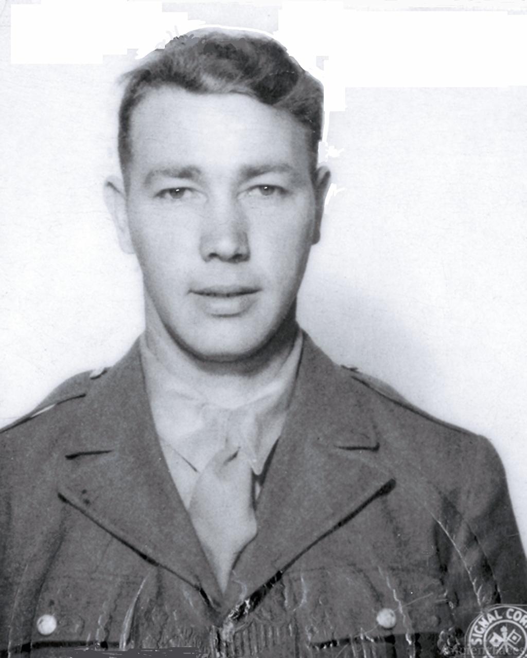 Haakon Svendsen, Army