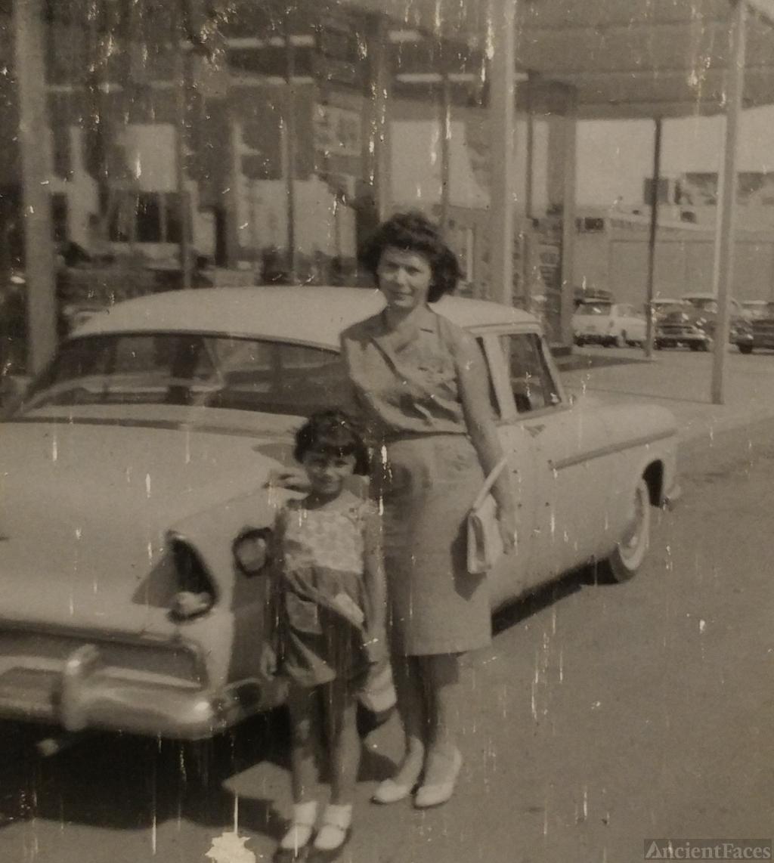 Margaret and Sasha Stawnychka