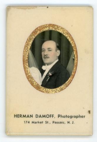 Herman Damoff