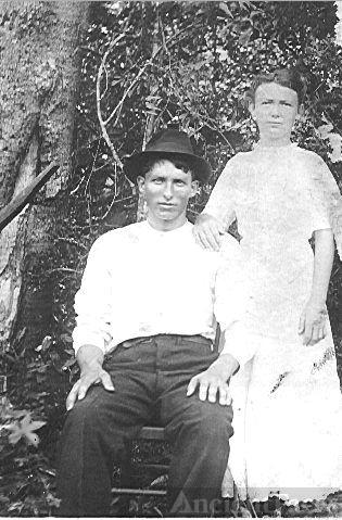 Sid & Nancy McAdams