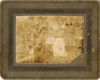 Corns family portrait