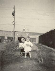 Lorraine Lucas and Frank Short 1939