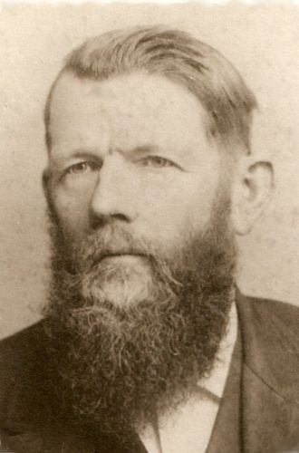David F Hair b 1835 Barnwell SC d. Bell Co Tx.