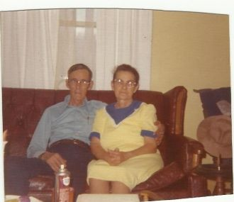 Benjamin & Cora (Bowling) Johnson, Kentucky
