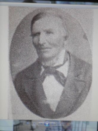 A photo of John Mills Beasley