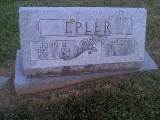 John M Epler