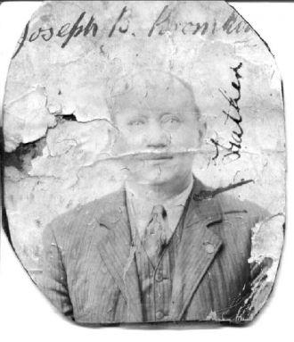 A photo of Joseph Bronikowski