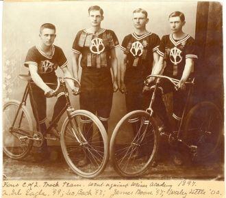 College of Idaho Track Team