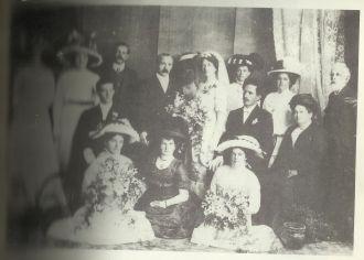 Thomas Cotton Hallamore IV and family