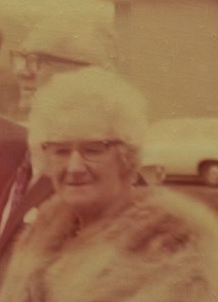A photo of Gladys Theresa Anderson
