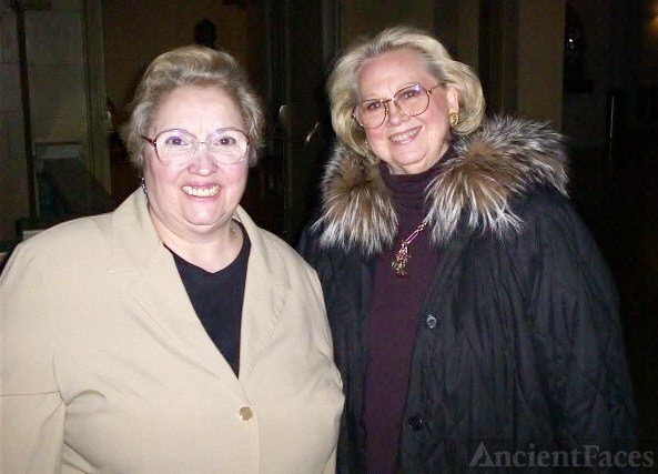 Barbara Cook and Amanda S. Stevenson