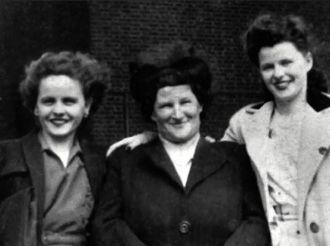 Ruth, Josephine & Dorothy Lake