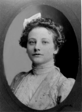 Lilly, Daughter of Robert W and Essie Bryant Logan