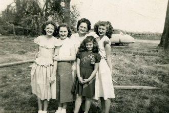 A photo of Lois Jean  Harvey