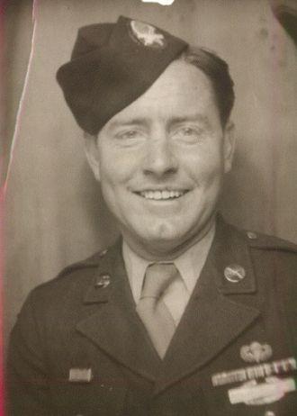 Daniel Wesley Tatum, WW II 101st Airborne