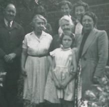 family in Hereford