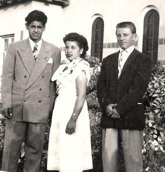 Joe DeLaTorre, Virginia Espinoza, & Huero Velasquez
