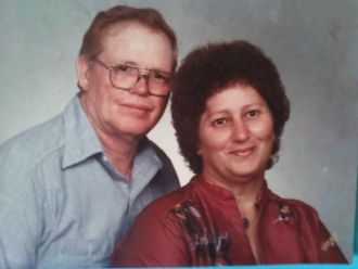 Jimmy and Jeanette Norris
