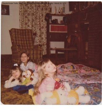Bradley sisters 1978