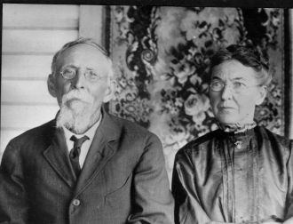James J and Mary Etta Taylor