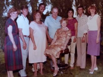Harold Mcmahon Family