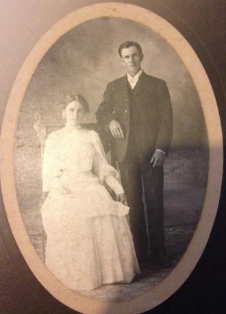 William and Bertha (Thein) Rutledge