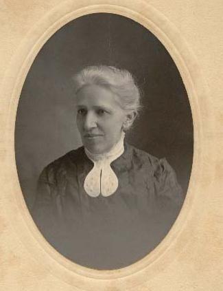Julia Ann Teitsworth Magee