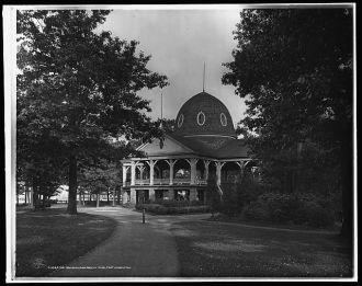 Pavilion, Pine Grove Park, Port Huron, Mich., The